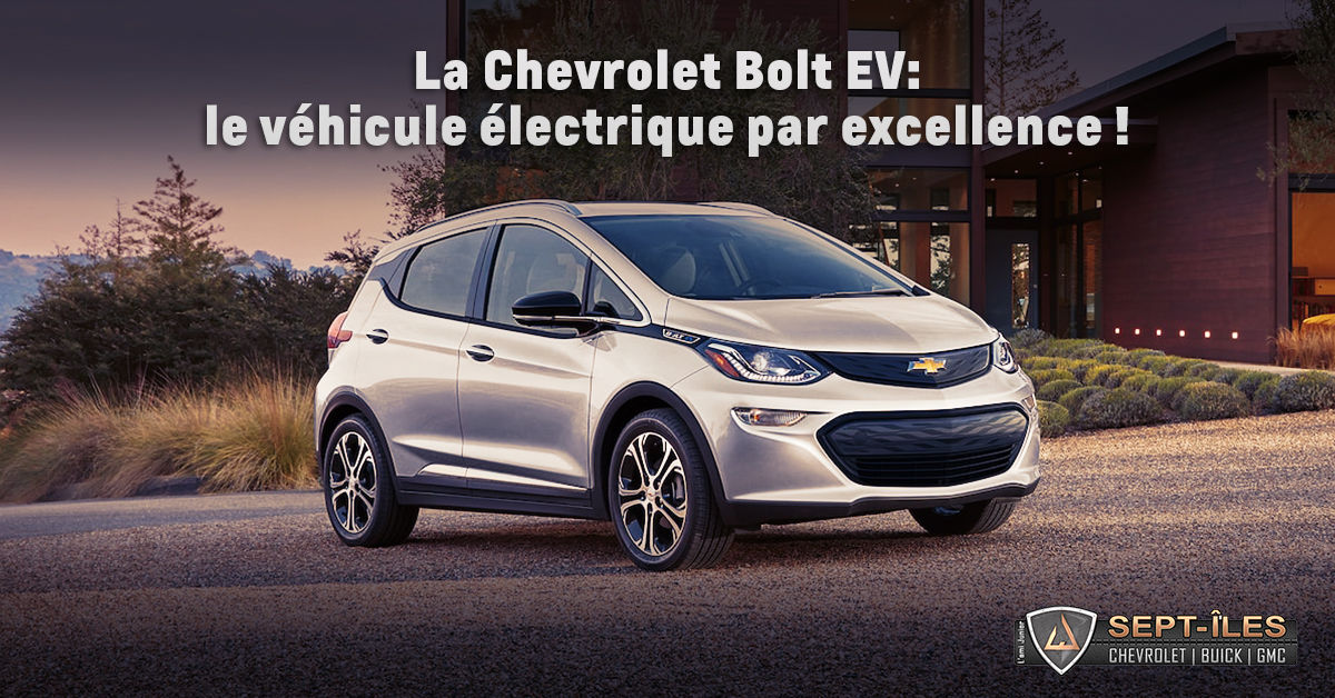 Chevrolet Bolt